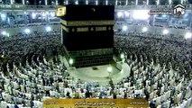 5th October 2015 Makkah Fajr led by Sheikh Juhany