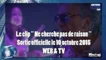 Jean Pierre SAVELLI - NE CHERCHE PAS DE RAISON Teaser 2 jean pierre SAVELLI