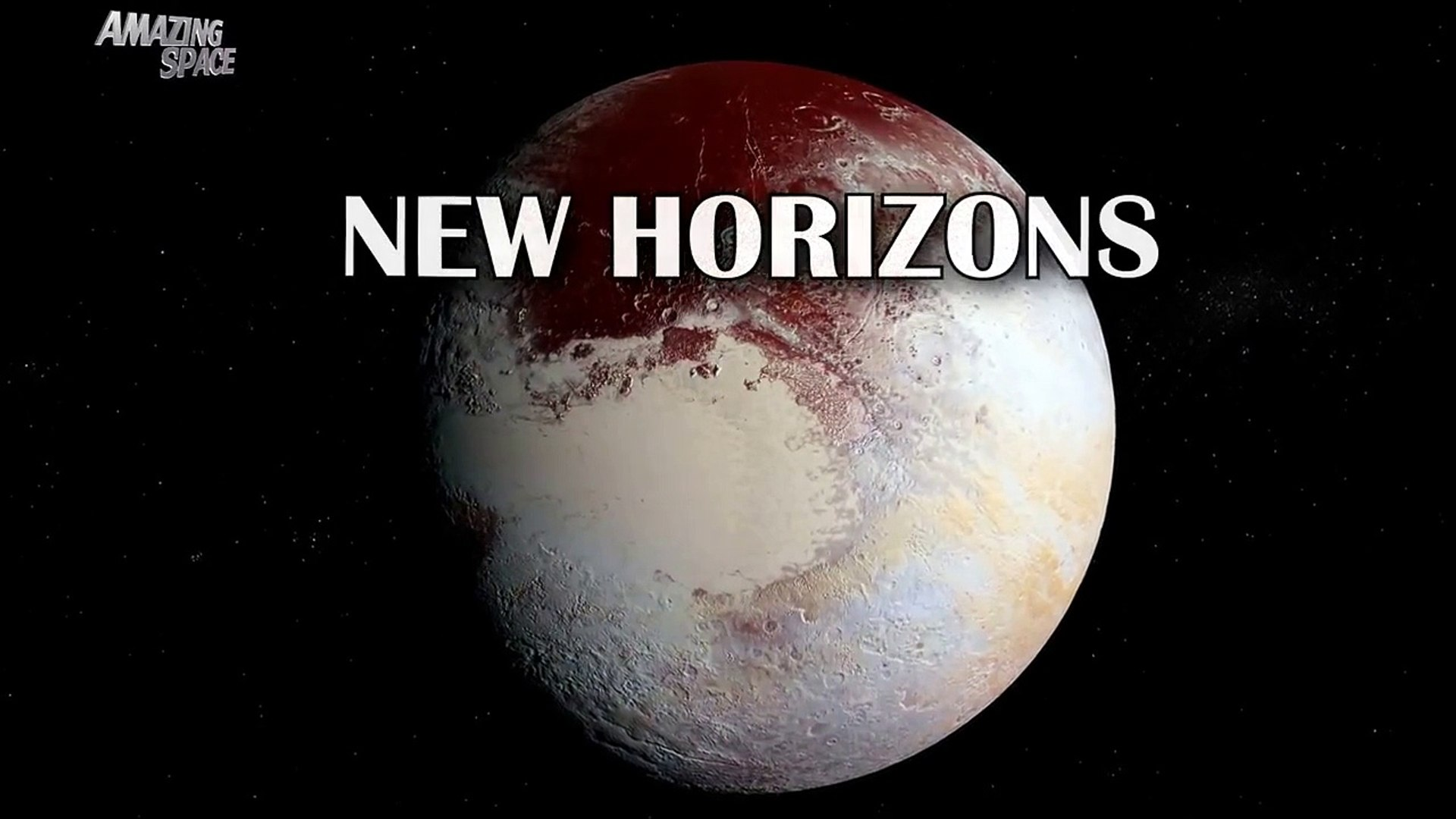 Videos of Space NASA Images A closer look at Pluto New Horizons