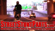INSANE Stunt Bike CRASH Motorcycle ACCIDENT ROC Ride Of The Century WRECK Mouse Trap WHEEL