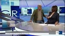 Italie : un humoriste embrasse de force une présentatrice télé en plein direct