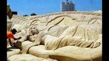 50 Most Amazing Sand Art Sculptures