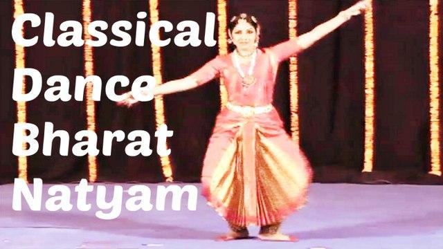 Prachi Saathi - Indian Classical Dance Forms | Bharatnatyam Dance |