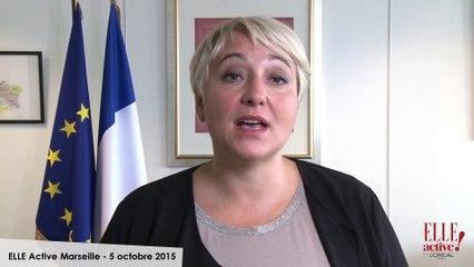 Forum Elle Active de Marseille : message de Pascale Boistard