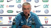 Foot - Amicaux - Bleus : Deschamps «Payet, c'est un choix sportif»