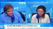 """Didier van Cauwelaert """"Victor Hugo prêtait sa plume à ses confrères de l'au-delà"""""""