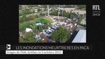 VIDÉO ZAPPEUR - Les Alpes-Maritimes ravagées par les inondations