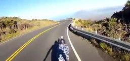 Sk808 DH downhill skateboards Maui GoPro HD [Full Episode]