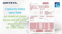 Medical Claims Processing Automation with Artsyl ClaimAction