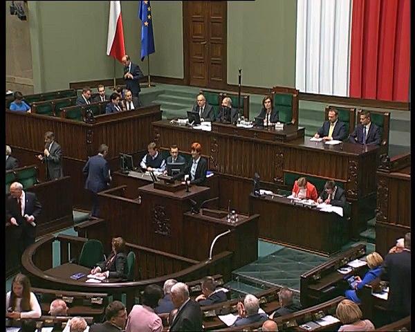 Poseł Elżbieta Rafalska - Wystąpienie z dnia 25 wrze�nia 2015 roku.