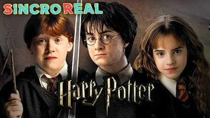 HARRY POTTER en SincroReal