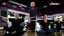 Véronique de l'émission Gym Tonic, toujours en forme