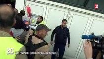 Air France : le conflit dégénère, sept blessés
