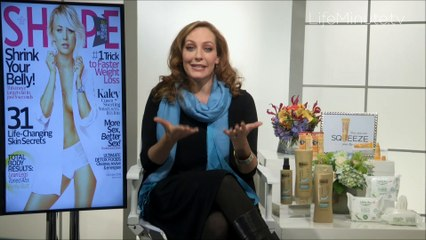 Shape Magazine Beauty Awards 2015