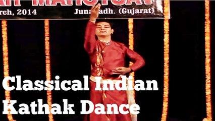Nitin Shirale - Classical Indian Dance Forms | Kathak