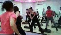 Fitnes Fokus step aerobic