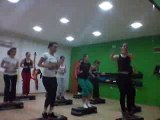 Fitnes Fokus Step aerobik 31.10.2013.