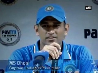 watch Dhoni is Insulting Indian People For Insulting Cricket Team