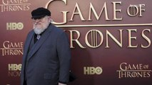 George R.R Martin says there isn't going to be a 'Game of Thrones' movie... yet