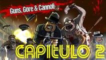Guns, gore & Cannoli seguimos matando zombies en top y shorts!