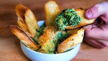 Houston's 4 Cheese Spinach and Artichoke Dip Recipe