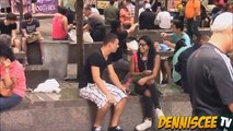 How to Kiss a Stranger in 10 Seconds - Fastest Way to Kiss Girls_Kissing Strangers - Kissing Prank