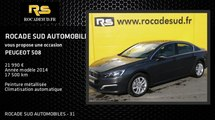 Annonce Occasion PEUGEOT 508 2.0 HDI 140 FAP ACTIVE