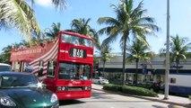MICHELLE LEWIN BTS Photoshoot - Miami Beach