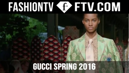 Gucci Transforms The Japanese Garden | FTV.com