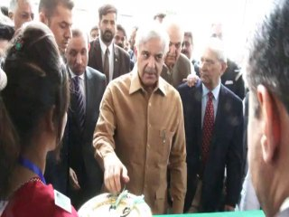Chief Minister Punjab at TEVTA Skills Expo (Part 1)