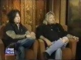 Vince Neil et Nikki Sixx (Mötley Crüe)