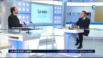 France 3 Rhône Alpes - Thierry Braillard invité de La voix est libre