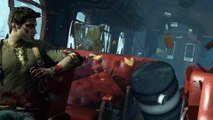 UNCHARTED 2 - l'intro CULTE en version PS4 !