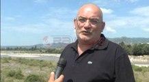 Elbasan, Hedhja e mbeturinave rrit nivelin e ndotjes në lumin Shkumbin- Ora News