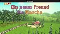 Mascha und der Bär (folge 1) - Ein neuer Freund für Mascha [HD]