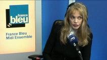 Arielle Dombasle invitée de Daniela Lumbroso - France Bleu Midi Ensemble