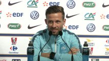 Foot - Amicaux - Bleus : Cabaye «Je sais que la concurrence sera saine»