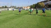 """La """"Séance Rugby"""" de l'entraînement avec le Stade Toulousain"""