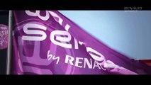 La Renault Mégane GT sur le circuit Bugatti du Mans