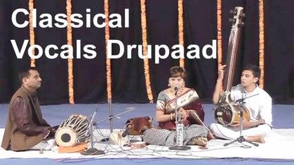 Salma Ghosh - Indian Classical Vocals | Dhrupad Raag