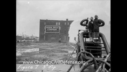 Chicago Fire Dept. - Big Moe 6-7-2 Pressure Test 1967