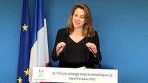 [ARCHIVE] Visite du collège connecté Daniel Féry : intervention de Axelle Lemaire