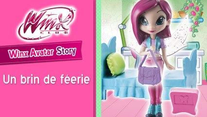 Winx Avatar Histoire 5 - Un brin de féerie
