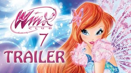 Winx Club - Saison 7- Bande-annonce officielle en anglais