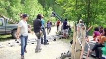 D!CI TV - Début du tournage du 5ème épisode d'Alex Hugo dans les Hautes-Alpes