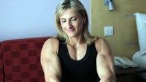 world Fitness Motivation rusa fisiculturista Lenka ferencukova