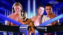 Alberto Del Rio & the Miz vs Rey Mysterio & Edge, WWE Smackdown 17.12.2010