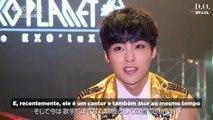 [Legendado em PT-BR] Episódio 9 - EXO Channel