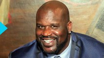 Shaquille O'Neal Towers Over Kelly Ripa and Sarah Michelle Gellar