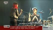 Musique: A-Vox en concert à Lille